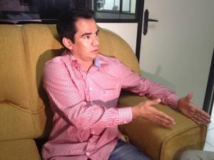 O defensor público Stélio Dener, irmão de Baré, também foi condenado na mesma decisão (Foto: Marcelo Marques/G1 RR)