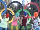 Pussy Riot divulga clipe 'anti-Putin' gravado nos Jogos de Sochi