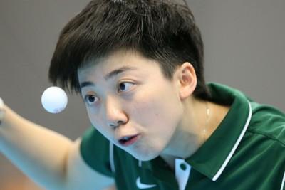 gui lin Lin Gui  tênis de mesa pan-americano (Foto: Saulo Cruz/Exemplus/COB)