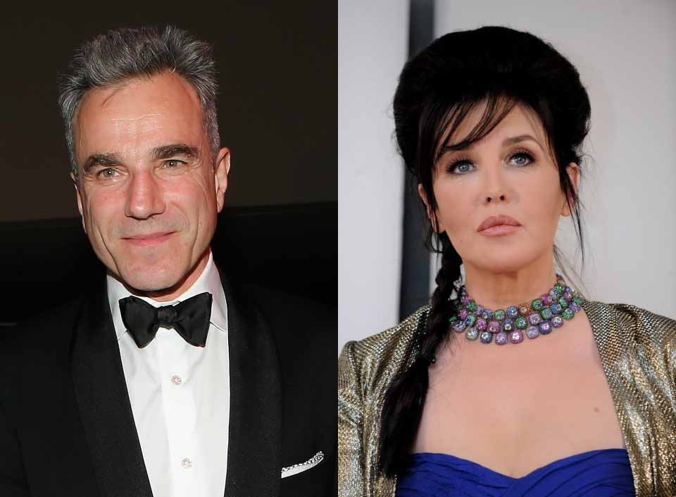 Daniel Day-Lewis e Isabelle Adjani (Foto: Getty Images)