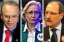 RS: Tarso tem 36% e Ana Amélia e Sartori, 29% no Datafolha (Estevão Pires, Caetanno Freitas e Leo Urnauer/G1)