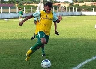 Tote - lateral Sampaio (Foto: Divulgação/Sampaio Corrêa)