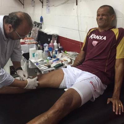 Rivaldo meia Mogi Mirim (Foto: Geraldo Bertanha / Mogi Mirim)