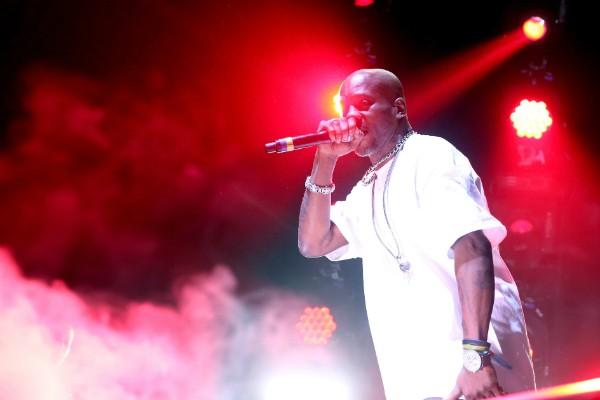 O rapper DMX teve uma prisão polêmica (Foto: Getty Images)
