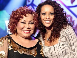 Alcione (Foto: Cheias de Charme / TV Globo)