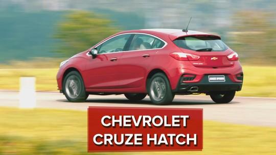 Chevrolet Cruze hatch: primeiras impressões