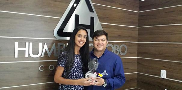 Clientes da TV Gazeta recebem brinde especial  (Foto: Divulgação/ Marketing TV Gazeta)