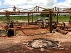 Fiscais do Ibama lacram serrarias por falta de licença no MA