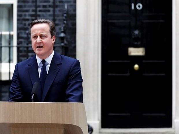 Primeiro-ministro britânico, David Cameron, fez apelo nesta terça-feira (21) por permanência na União Europeia pelo bem das futuras gerações (Foto: Stefan Wermuth/Reuters)