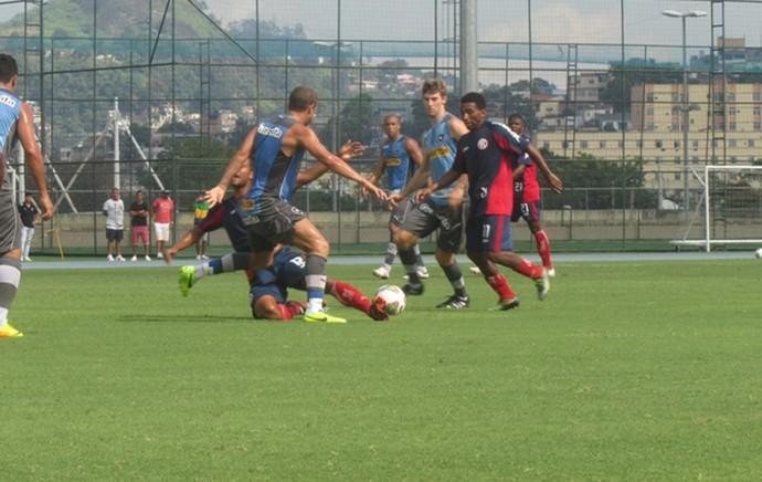 America x Botafogo amistoso (Foto: Divulgação  )