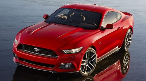 Ford Mustang 2015 (Foto: Reprodução)
