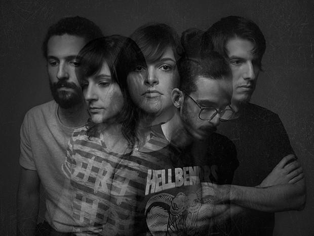 A banda anuncia lançamento do álbum para maio (Foto: Divulgação)