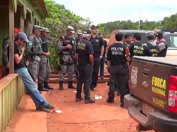 Moradores cobram agilidade da PF em buscas por desaparecidos na Transamazônia (Foto: Reprodução/TV Amazonas)