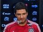 Felipe lamenta empate, mas ressalta posição da Ponte dentro do Grupo D