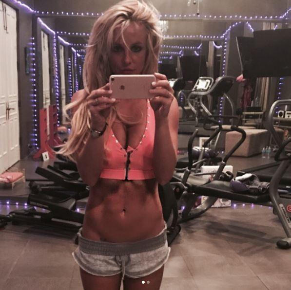 Britney Spears (Foto: Instagram/Reprodução)