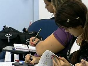 Concursos públicos (Foto: Reprodução/TV Globo)