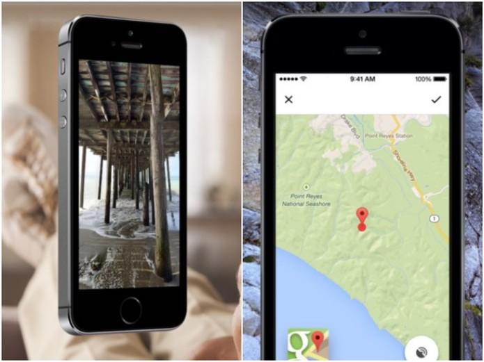 Photo Sphere Camera tem integração com o Google Maps (Foto: Divulgação/Google)
