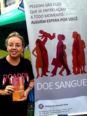 Clínica de Hemoterapia de Niterói (Foto: Patrícia Kalil)