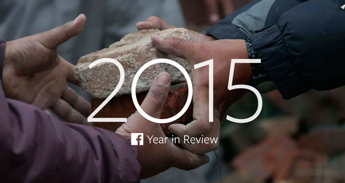 Facebook libera a lista com os assuntos mais comentados em 2015 (Foto: Divulgação/Facebook)