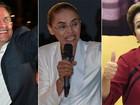 Em sua terra natal, Marina Silva vence Aécio e Dilma