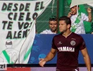 Diego Barisone Lanús (Foto: Reprodução/Facebook)