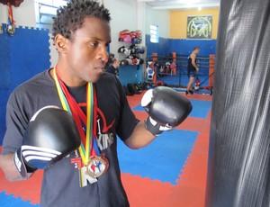 Tom Jones Jr é o atual campeão Pan-Americano e Tribrasileiro (Foto: Arquivo pessoal)
