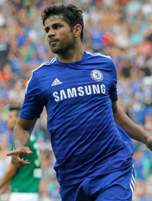 Diego Costa Chelsea amistoso (Foto: Getty Images)
