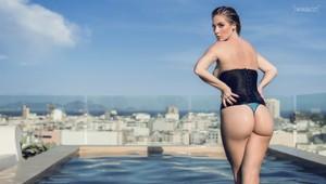 Ana Carolina Madeira no paparazzo