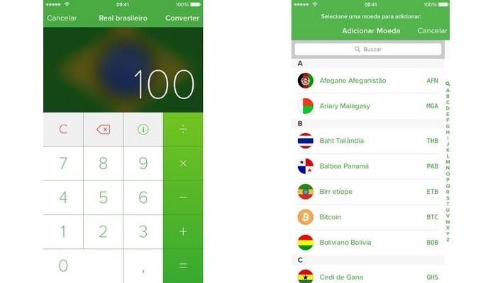 Currency, conversor de moeda gratuito para Android e iOS (Foto: Divulgação)