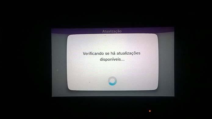 Aguarde a verificação (Foto: reprodução/Murilo Molina)