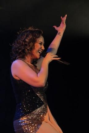 Maria Rita em show no Rio (Foto: Graça Paes/Photo Rio News)