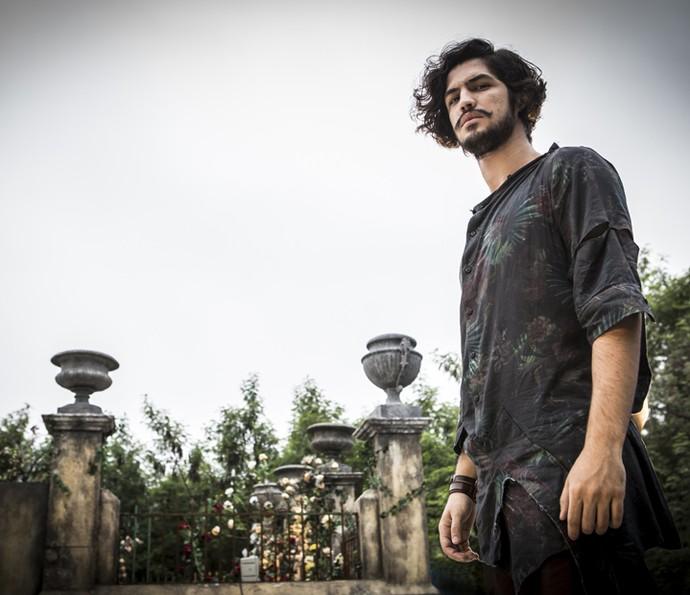 Gabriel Leone - Miguel (Foto: Inácio Moraes/ Gshow)
