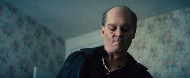 Johnny Depp no trailer de Black Mass (Foto: Reprodução / Youtube)