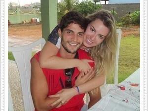 André e Fernanda, ex-bbbs (Foto: Reprodução / Facebook)