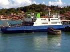 Sistema ferry-boat tem fluxo moderado na tarde deste domingo