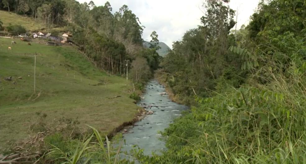 Defesa Civil diz que área inundada em Agrolândia será pequena (Foto: Reprodução/RBS TV)