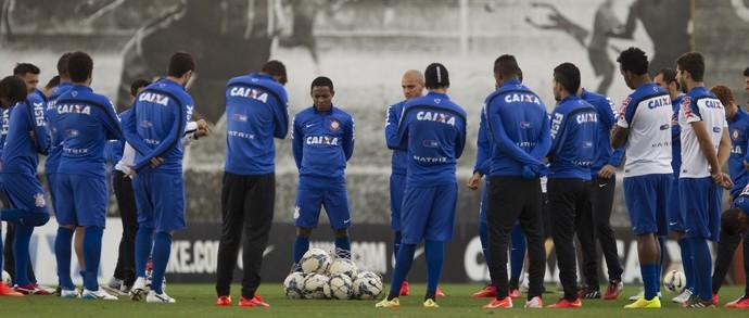 Corinthians treino (Foto: Daniel Augusto Jr / Corinthians)