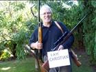 Cristãos poloneses polemizam na internet ao postarem fotos com armas