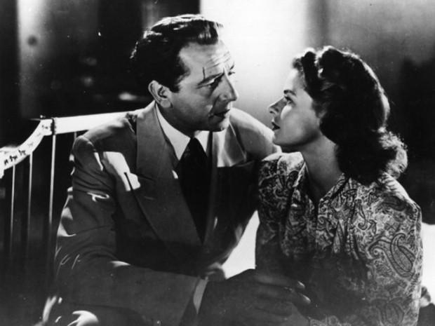 Cena de 'Casablanca', de 1942, com Humphrey Bogart e Ingrid Bergman (Foto: Divulgação/Warner Bros)