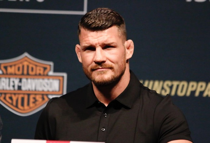 Michael Bisping (Foto: Evelyn Rodrigues)