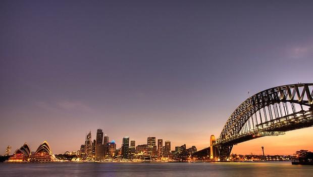 Sydney, cidade mais populosa da Austrália (Foto: Brendon Thorne/ Getty Images)