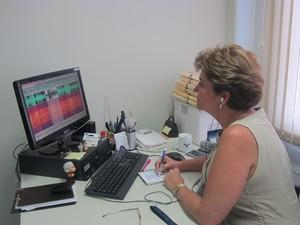 MP-RJ dispõe de uma equipe especializada em analisar escutas telefônicas (Foto: Priscilla Souza/G1)