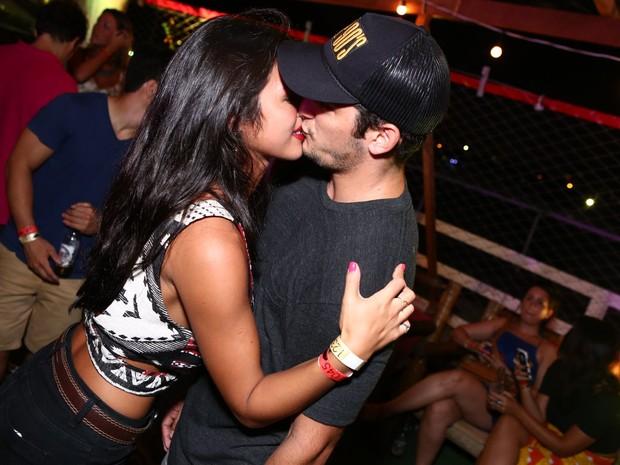 Yanna Lavigne e Bruno Gissoni em festa na Zona Sul do Rio (Foto: Raphael Mesquita/ Divulgação)