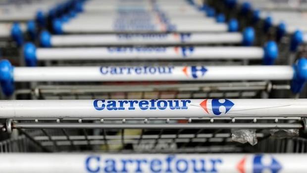 Carrefour - supermercado - varejo (Foto: Paulo Whitaker/Reuters)