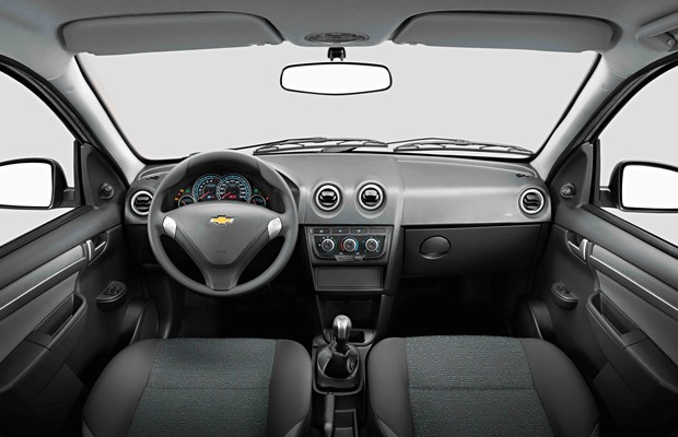 Chevrolet Celta 2015 (Foto: Divulgação)