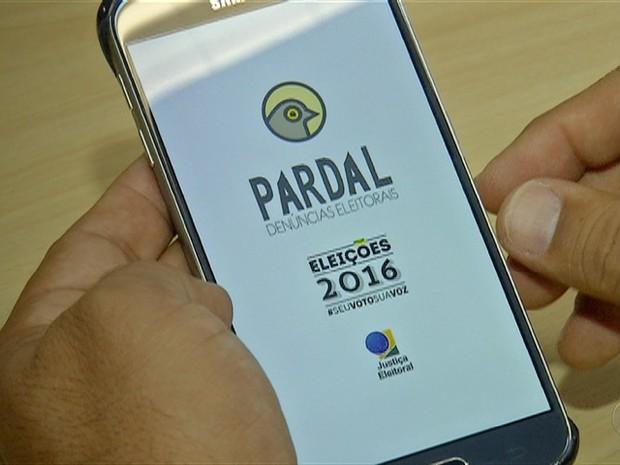 Aplicativo criado para denunciar crimes eleitorais já está disponível para eleitores (Foto: Reprodução/Polícia Militar)