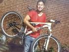 Paratleta recupera bicicleta avaliada em R$ 8 mil após apelo na web