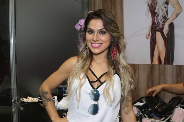 Ex-BBB Vanessa Mesquita (Foto: Thiago Duran / AgNews)