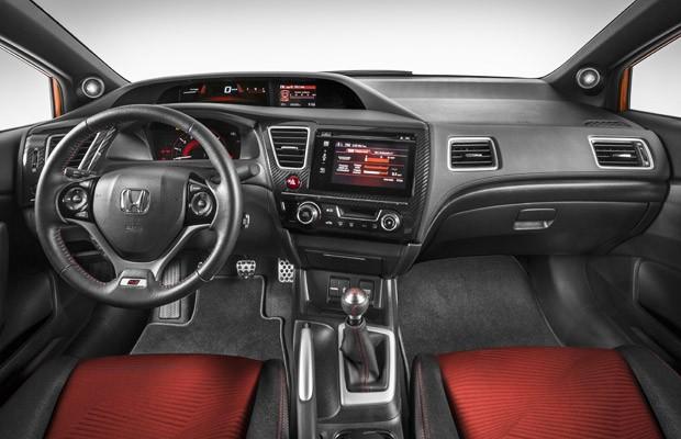 Honda Civic Si 2015 (Foto: Divulgação)