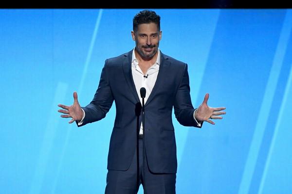 O ator Joe Manganiello (Foto: Getty Images)